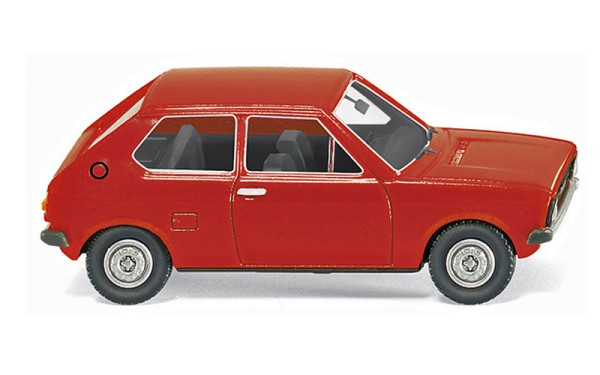 Wiking 003648 - VW Polo 1 - senegalrot - 1:87
