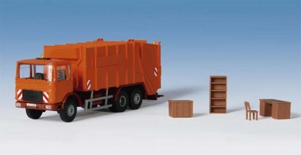 Kibri 15009 - MAN Pressmüllwagen - H0