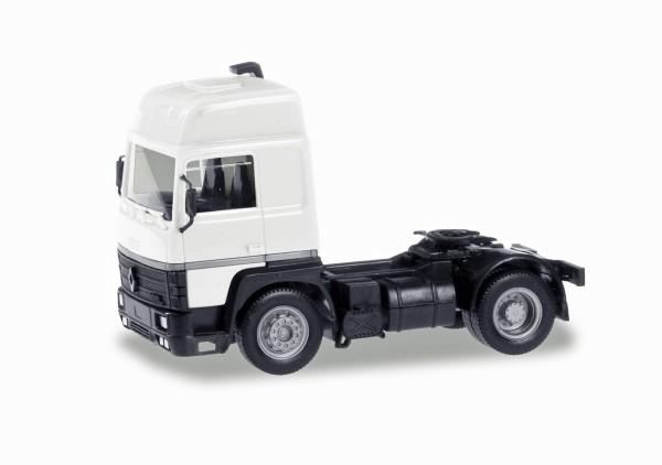 Herpa 013659 - Herpa MiniKit: Renault R 390 Zugmaschine, weiß - 1:87