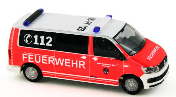 Rietze 53725 - Volkswagen T6 Feuerwehr Stockstadt - 1:87