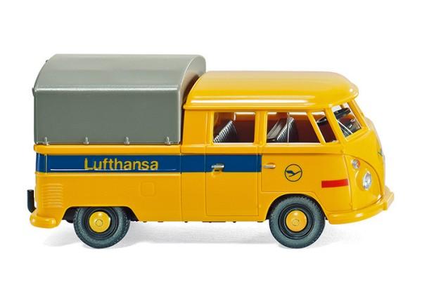 """Wiking 078904 - VW T1 Doppelkabine """"Lufthansa"""" - 1:87"""