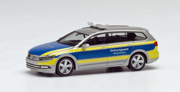 """Herpa 095228 - VW Passat Variant """"Ordnungsamt Aachen"""" - 1:87"""