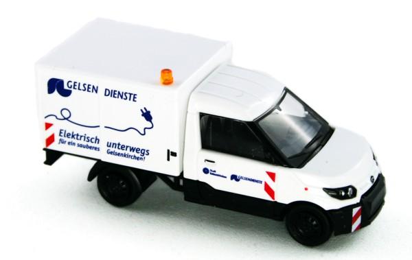 Rietze 33001 - Streetscooter Work Gelsen Dienste Gelsenkirchen - 1:87