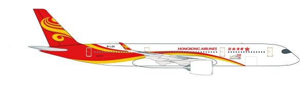 Herpa Wings 531221 - Hongkong Airlines Airbus A350-900 - B-LGA - 1:500