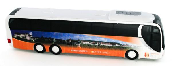 Rietze 64296 - MAN Lion's Coach L Brodschelm Verkehrsbetriebe Burghausen - 1:87