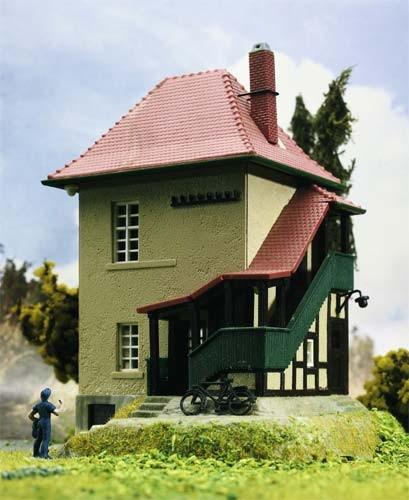 Kibri 39319 (9319) - Blockstelle Langenstein - H0