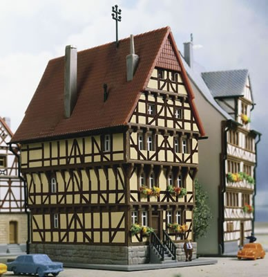 Kibri 36407 (6407) - Haus am Kirchplatz Alsfeld - Z