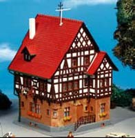 Kibri 38744 (8744) - Gasthaus Rößle Markgräfler Land - Bausatz - H0