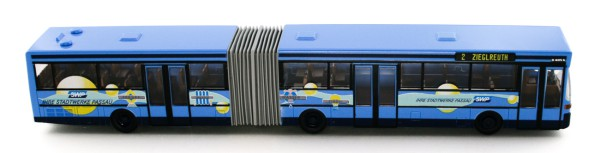 Rietze 69831 - Mercedes-Benz O 405 G Stadtwerke Passau - 1:87