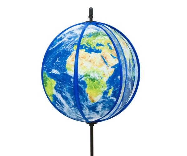 Invento-HQ Windspiel Spinning Ball Globe (25 x 100 cm)