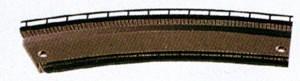 Vollmer 47830 - Brückenpackung gebogen - N (7830)