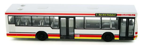 Rietze 75005 - MAN NL 202-2 Westfalen Bus - 1:87
