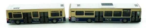 Rietze 66018 - Göppel Maxi-Train TICE (LU) - 1:87