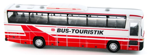 Rietze 60297 - Mercedes-Benz O 303 DB - Bus Touristik - 1:87 - Bahn Edition Nr. 61
