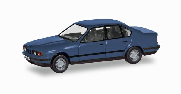 """Herpa 028936 - BMW 5er Limousine (E34) """"Herpa-H-Edition"""" (mit Kennzeichenbedruckung) - 1:87"""