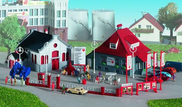 Kibri 7020 - Kulturforum - Industriepark - N - Auslaufmodell