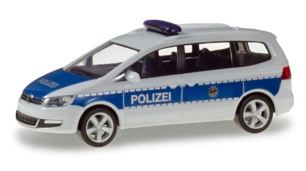 """Herpa 094283 - VW Sharan """"Bundespolizei"""" - 1:87"""