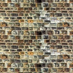 Vollmer 46045 - Mauerplatte Sandstein, hellgrau - Karton - H0 (6045) - Fläche: 0,031m² (1m²=48,06EUR