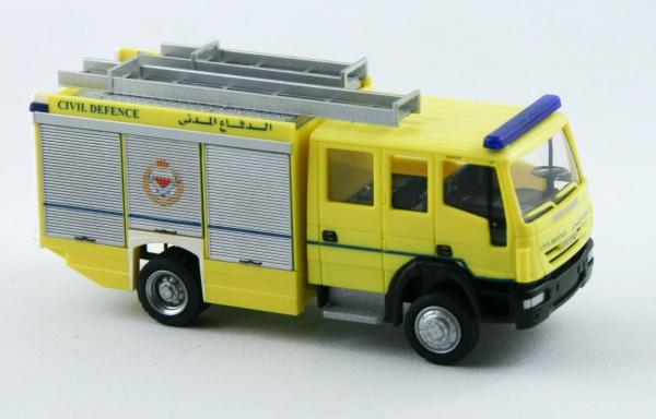 Rietze 61241 - Iveco Magirus HLF 20/16 Civil Defence Bahrein (BRN) - 1:87