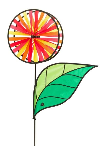 Invento-HQ Windspiel Magic Wheel Duett Leaf-green (50 x 77 cm)