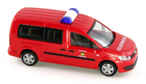 Rietze 52713 - Volkswagen Caddy Maxi ´11 Feuerwehr Gera - 1:87