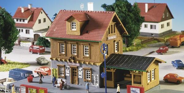 Kibri 37757 (7757) - Bahnhof Sondernau - N