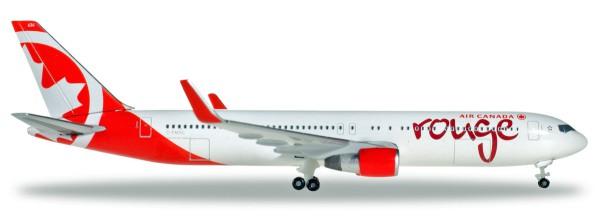 Herpa Wings 524230-001 - Air Canada Rouge Boeing 767-300 - 1:500