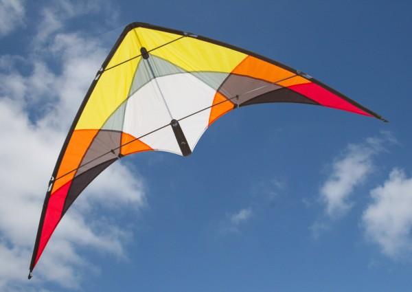 Invento-HQ - Nimbus - Leichtwind-Lenkdrachen (147 x 70 cm) - R2F