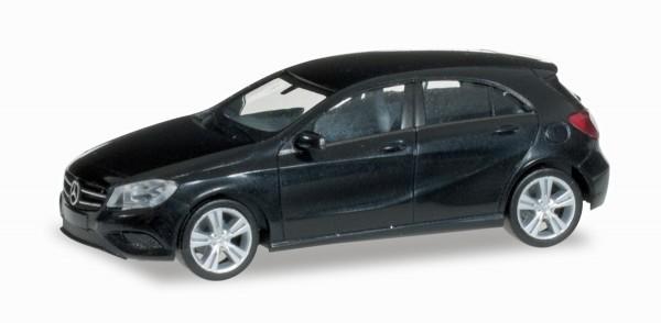 Herpa 028264-003 - Mercedes-Benz A-Klasse, nachtschwarz - 1:87