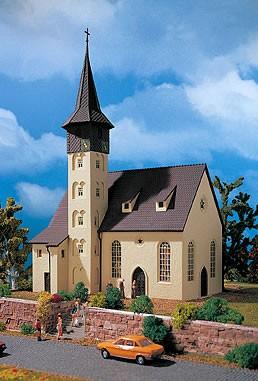 Vollmer 49210 - Dorfkirche - H0 (9210)