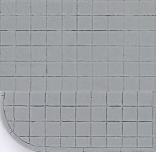 Kibri 34123 (4123)- Mauerplatte Gehwegplatten - Fläche: 240cm² - H0