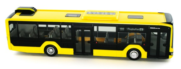 Rietze 75301 - MAN Lion´s City 12 ´18 2trg. Vorführdesign - 1:87