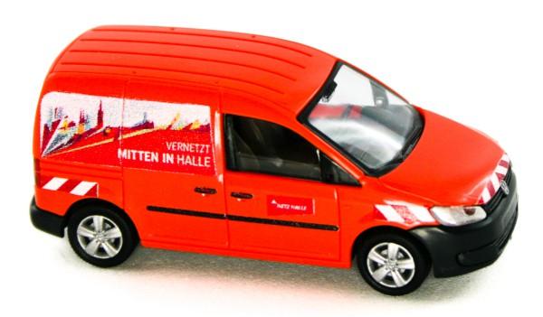 Rietze 31813 - Volkswagen Caddy 11 Kasten Energieversorgung Netz Halle - 1:87