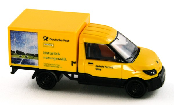 Rietze 33007 - Streetscooter Work Deutsche Post - 1:87
