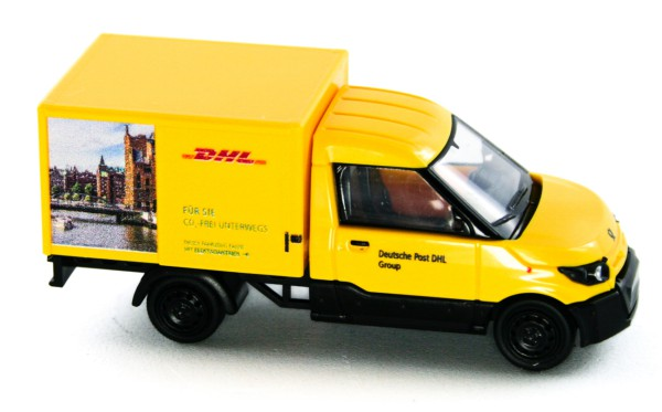 Rietze 33005 - Streetscooter Work DHL Hamburg - 1:87