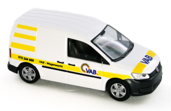 Rietze 31816 - Volkswagen Caddy ´11 VAB (BE) - 1:87