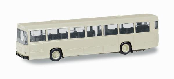 Herpa 013246 - Herpa MiniKit: MAN Büssing SÜ 210 Bus, elfenbein - 1:87