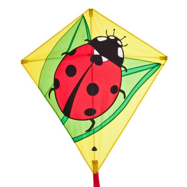 Invento-HQ Eddy Ladybug / Marienkäfer - Einleiner (68 x 68 cm) - R2F