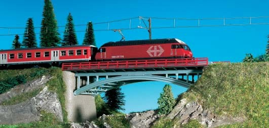 Kibri 37668 (7668) - Werra-Brücke - N