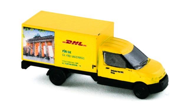 Rietze 16301 - Streetscooter Work L DHL Berlin - 1:160