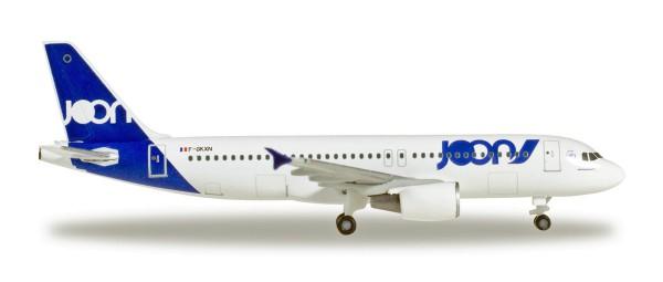 Herpa Wings 531580 - Joon Airbus A320 - F-GKXN - 1:500