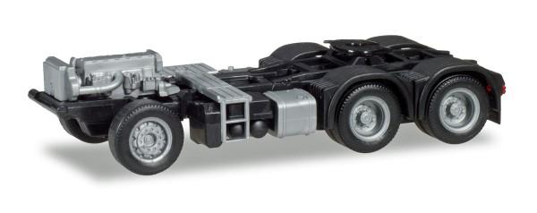 Herpa 084901 - Fahrgestell Mercedes-Benz Actros Giga/Big/Stream 6x4 Inhalt: 2 Stück - 1:87
