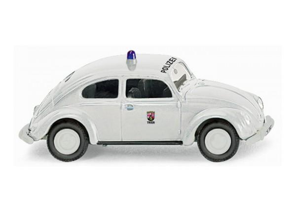 Wiking 086421 - Polizei - VW Brezelkäfer - H0