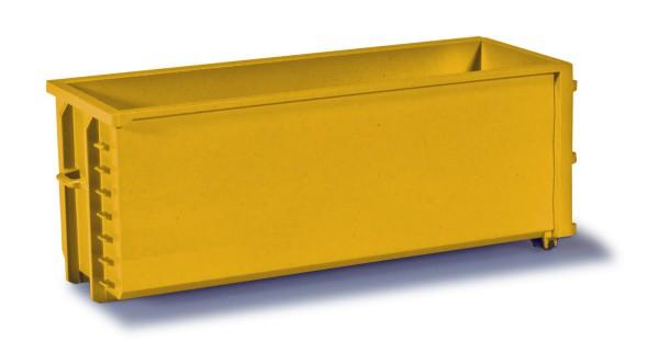 Herpa 053082-005 - 2 Abrollmulden, gelb - 1:87