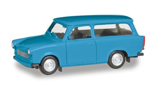 Herpa 020770-005 - Trabant 601 S Universal, hellblau - 1:87