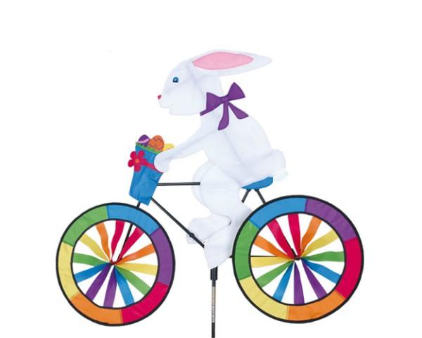 Premier Kites - Windspiel Fahrrad Hase / Bunny Biker - 30 cm x 62 cm x 90 cm