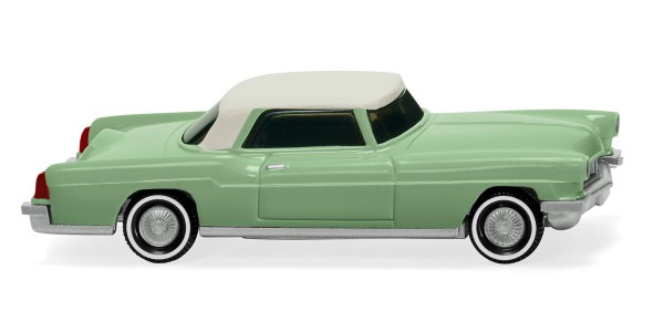 Wiking 021002 - Ford Continental - weißgrün mit weißem Dach - 1:87