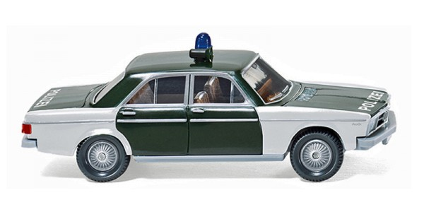 Wiking 086432 - Polizei - Audi 100 - 1:87