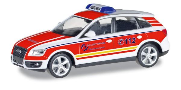 """Herpa 092661 - Audi Q5 ELW """"Werkfeuerwehr Salzgitter"""" - 1:87"""
