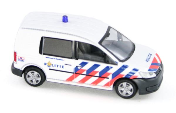 Rietze 52917 - Volkswagen Caddy ´11 Politie (NL) - 1:87